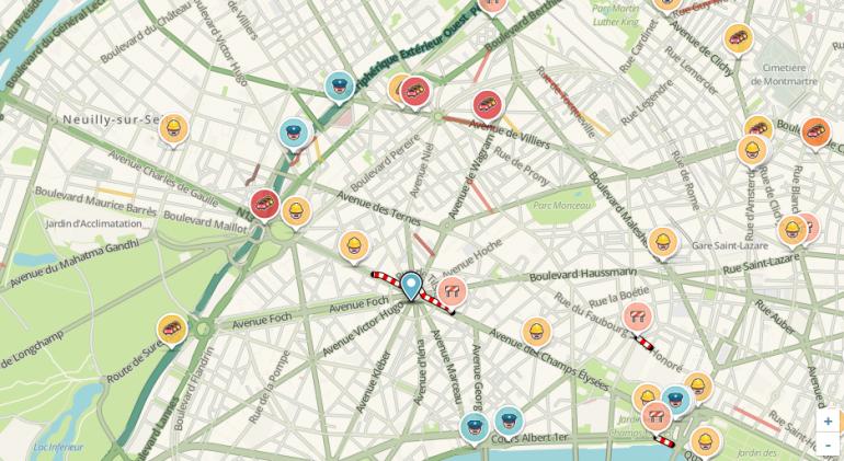 Waze : une application vacances pour des itinéraires fluuides