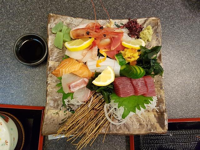 Richesse culinaire du Japon