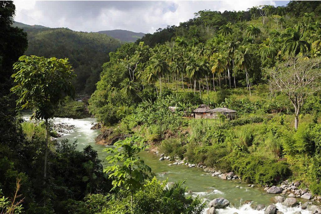 Le parc national Alejandro de Humboldt à Cuba
