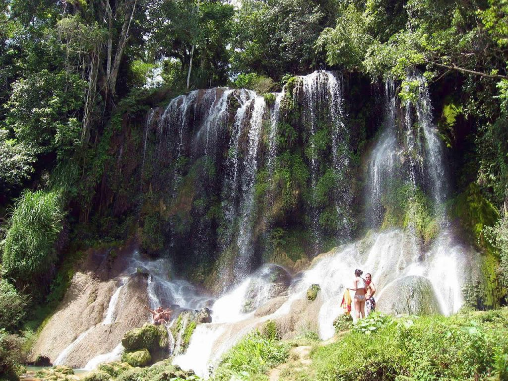 Le parc national Desembarco del Granmaà Cuba